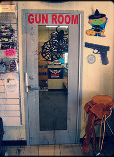 Gun-Room